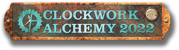 Clockwork Alchemy 2022 Logo